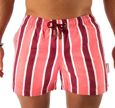 SWIM SHORTS - CLASSIC STRIPES